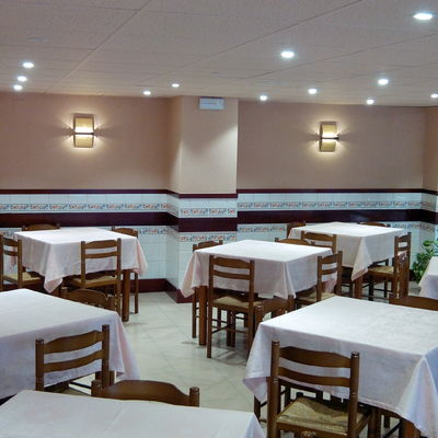 Diseño integral Restaurante Barandal