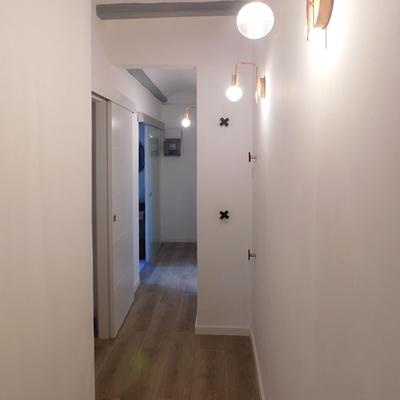 La reforma de un coqueto piso en El Raval