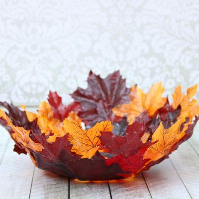5 Manualidades que puedes hacer con hojas