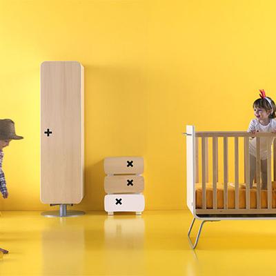 Ideas para la decoración de dormitorios infantiles (Parte II)