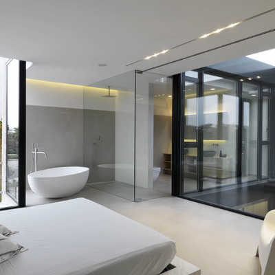 Casa concreto, una vivienda de hormigón de estilo minimalista