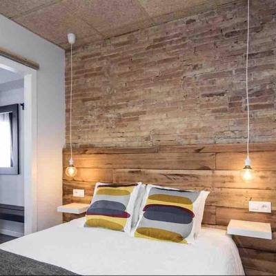 Reforma de diseño en elegante apartamento