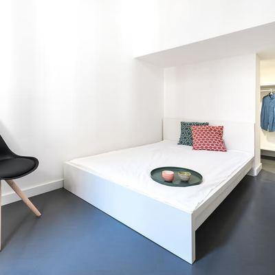 Piso con truco: mini apartamento bien aprovechado