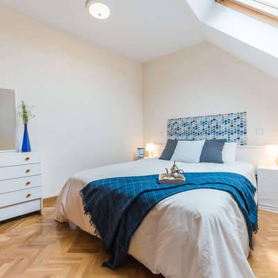 Home Staging apartamento en venta. Cuatro caminos, Madrid