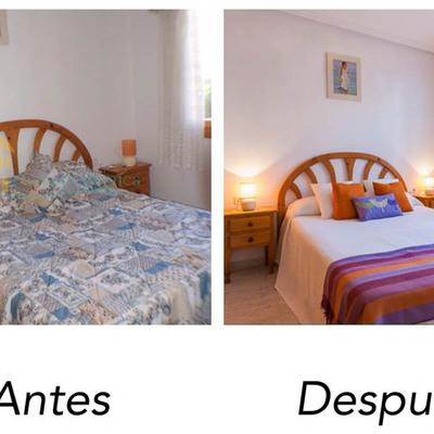 CAMBIOS DE VIVIENDAS: ANTES Y DESPUES