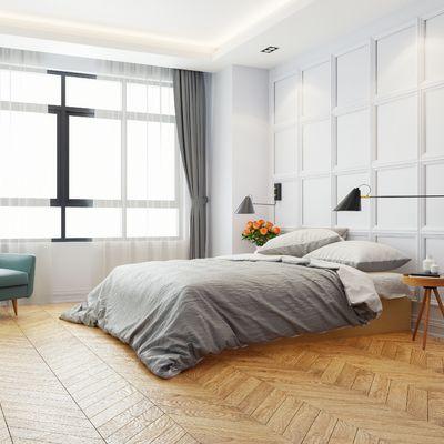 Cómo darle un look moderno a tu dormitorio