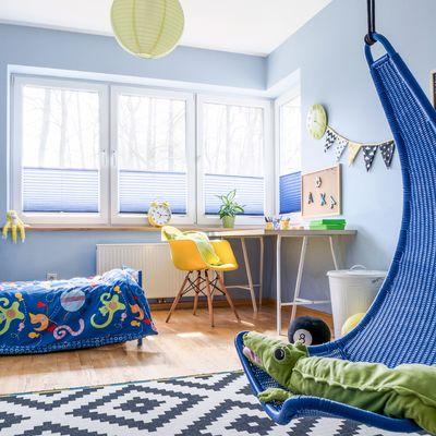 8 Ideas creativas para decorar un dormitorio infantil