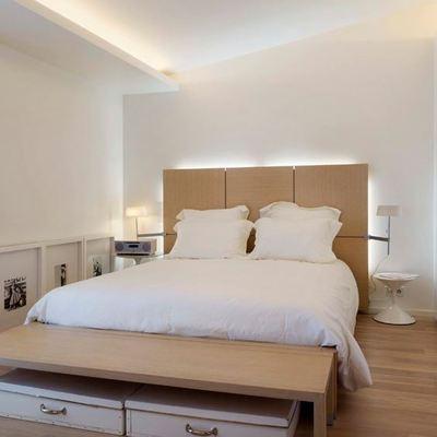 Dormitorio práctico