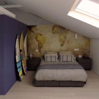 7 soluciones para dormitorios raros