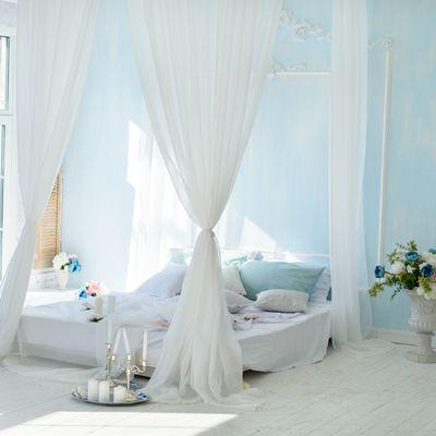 Los 5 colores para una casa romántica