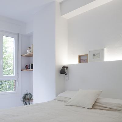 Dormitorio Barkaiztegi