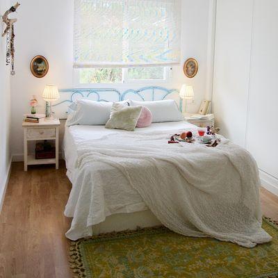 Ideas que podemos robar de dormitorios pequeños