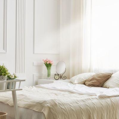 Claves para conseguir un dormitorio más luminoso