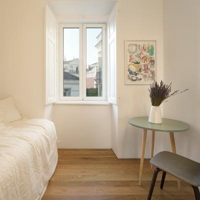 Más espacio y una nueva orientación en 60 m²