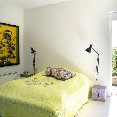 Dormitorio boho