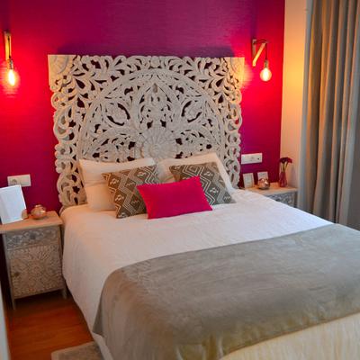 Dormitorio Böho diseño