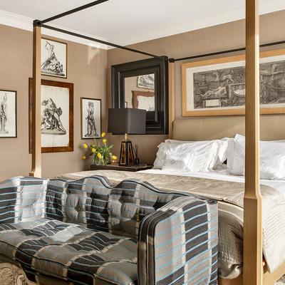 Dormitorio clásico 1