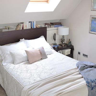 Dormitorio Colonial