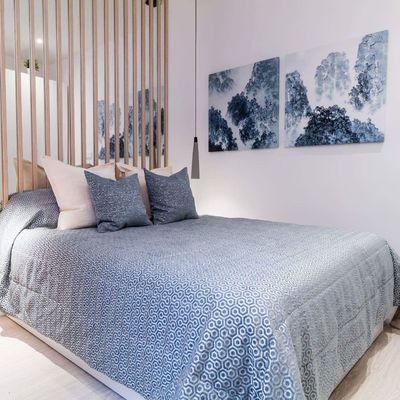 Dale a tu cama estilo con estos 4 consejos