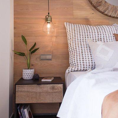 Dormitorios de inspiración otoñal que te maravillarán