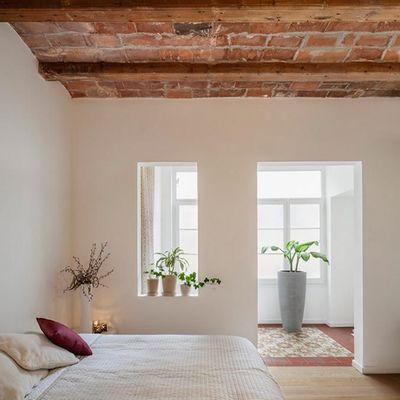 Dormitorios veraniegos para descansar a pesar del calor