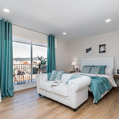 Qué hacer para que tu dormitorio parezca más grande
