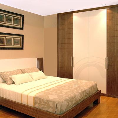 Dormitorio de matrimonio.