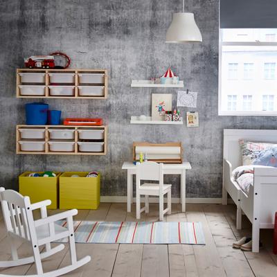 Ideas y fotos de dormitorios para inspirarte p gina 5 - Ikea dormitorio ninos ...