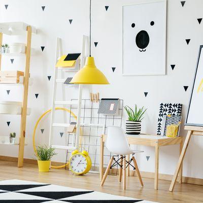 5 claves para crear un rincón de estudio para tus hijos