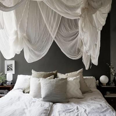 Dormitorio dosel
