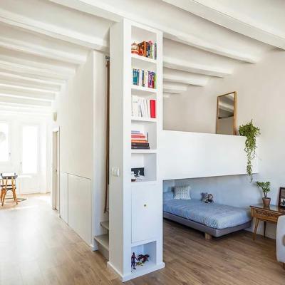Una casa pequeña y funcional