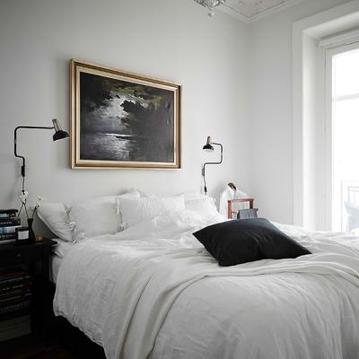 Un sofisticado apartamento escandinavo