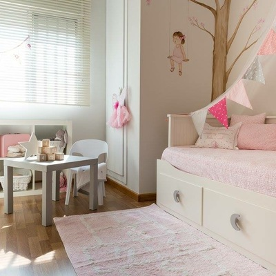Dormitorio infantil 10