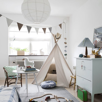 High Quality 8 Habitaciones Infantiles Creativas E Inspiradoras