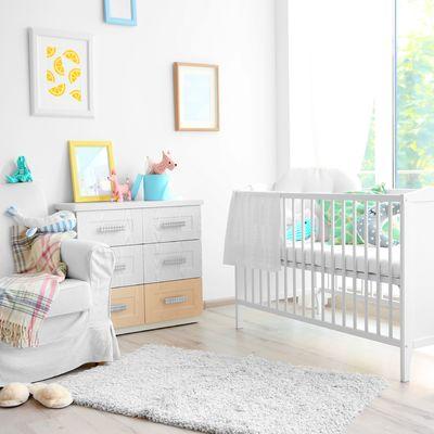 Cómo adaptar la casa para la llegada de un bebé