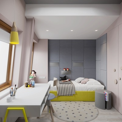 8 consejos para ordenar mejor la habitación de tus peques
