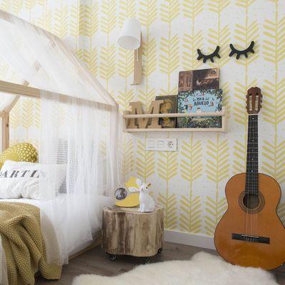 Cómo tener una decoración refrescante en el cuarto de tus peques