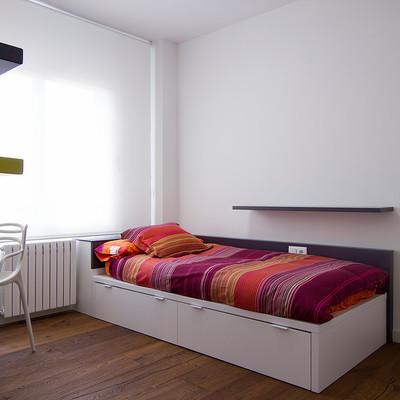 Una vivienda cálida, con personalidad