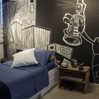Cómo pasar del dormitorio infantil a uno juvenil