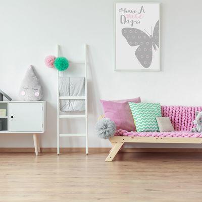 Cómo hacer que la habitación de tus hijos aguante el paso de los años