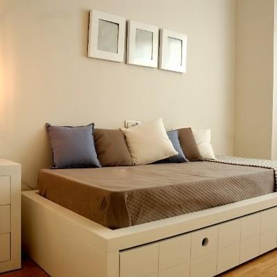 Dormitorio juvenil piso piloto y alquiler