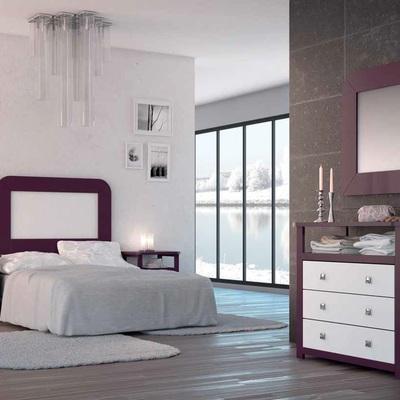 Dormitorio Mod. Suárez
