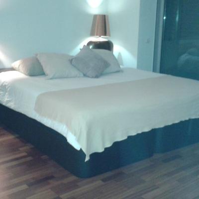 Dormitorio de la primera planta