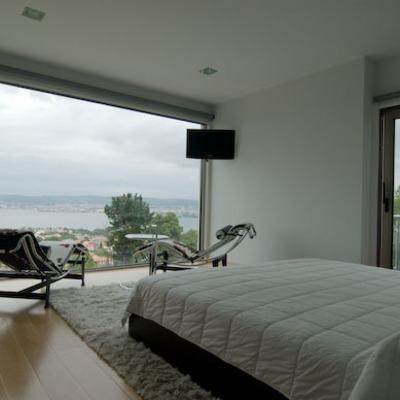 Una vivienda con fantásticas vistas