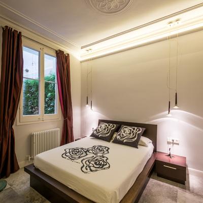Ideas y fotos de iluminaci n dormitorio para inspirarte - Dormitorio principal ...