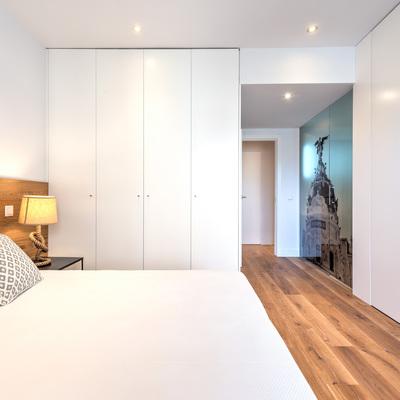 Presupuesto construir armario empotrado interior online habitissimo - Dormitorios con armarios empotrados ...