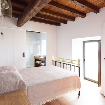 Dormitorio principal tipo suite