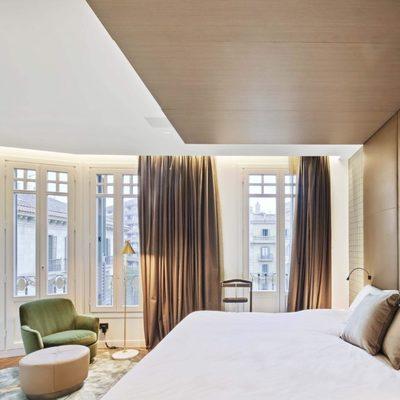 Dormitorio principal vista lateral