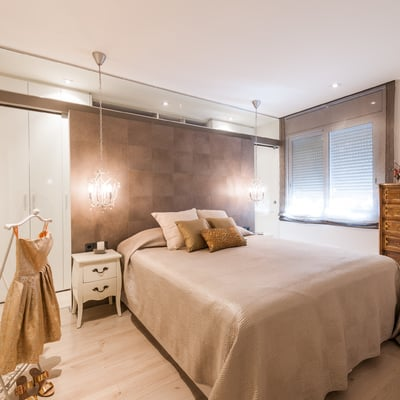Dormitorio | Proyecto Amigó
