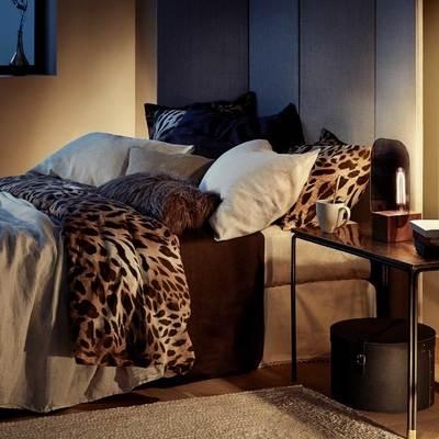 dormitorio ropa de cama invierno
